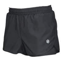 ASICS® Split Shorts - Men's - Black / Black
