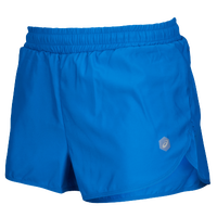 ASICS® Split Shorts - Men's - Light Blue / Light Blue