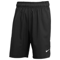 Nike Team Flex Woven 2.0 Shorts - Boys' Grade School - Black