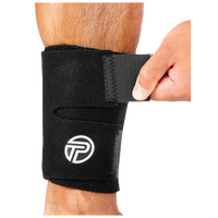 Pro-Tec Shin Splint Compression Wrap - All Black / Black