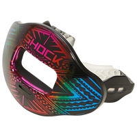 Shock Doctor Max AirFlow 2.0 Lip Guard - Adult - Black / Multicolor