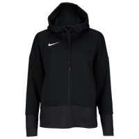 Nike Team Authentic Dry Full-Zip Hoodie - Women's - Black