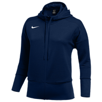Nike Team Authentic Dry Full-Zip Hoodie - Women's - Navy