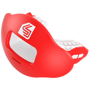 Shock Doctor Max AirFlow 2.0 Lip Guard - Adult - Red/White