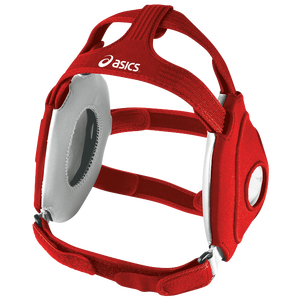 ASICS® Unrestrained Earguard - Men's - Red