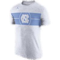 905b1419d0a7 Jordan College Tri-Blend Basketball Logo T-Shirt - Men's - North Carolina  Tar