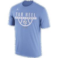3c7c9560ce9be9 Jordan College Basketball Legend T-Shirt - Men s - North Carolina Tar Heels  - Light