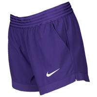 "Nike Team Authentic 4"" Flex Shorts - Women's - Purple"