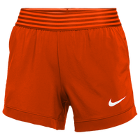 "Nike Team Authentic 4"" Flex Shorts - Women's - Orange"