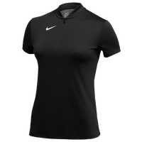 Nike Team Authentic Dry Blade S/S Polo - Women's - Black