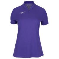 Nike Team Authentic Dry Blade S/S Polo - Women's - Purple