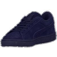 c2a5a06b436b PUMA Suede Classic - Boys  Grade School - Basketball - Shoes - Black ...