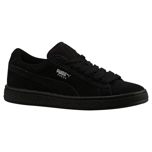 PUMA Suede Classic - Boys\u0027 Grade School - All Black / Black
