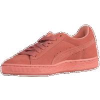 puma shoes for girls blue. puma suede classic - girls\u0027 grade school orange / puma shoes for girls blue o