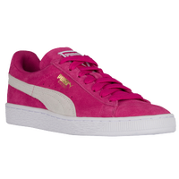 9955a2b88b1e8b PUMA Suede Classic - Women s - Casual - Shoes - Tibetan Red Hot Coral