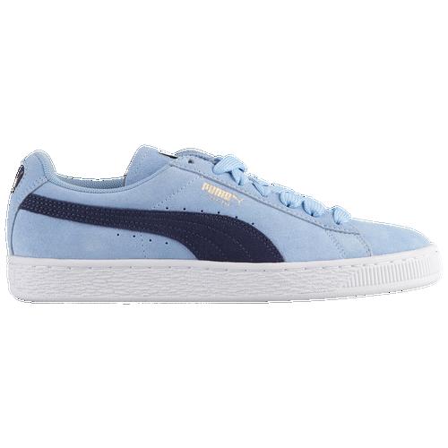 PUMA Suede Classic - Women s - Casual - Shoes - Cerulean Peacoat 1c9c88d8d