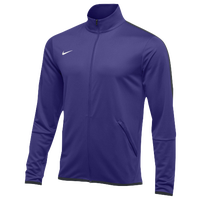 Nike Team Epic Jacket - Men's - Purple / Grey