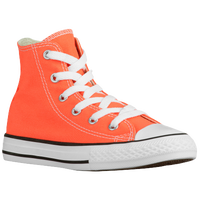 a1b69f33af88 Converse All Star Hi - Boys  Preschool - Orange   White