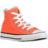 ab4010d42494 Converse All Star Hi - Boys  Preschool - Orange   White
