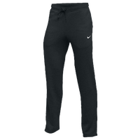 Nike Team Club Fleece Pants - Men's - All Black / Black