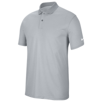 Nike Dry Victory Solid Golf Polo - Men's - Grey
