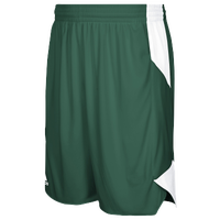 adidas Team Crazy Explosive Shorts - Men's - Dark Green / White