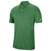 Nike Dry Victory Solid Golf Polo - Men's - Green