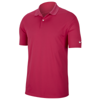 Nike Dry Victory Solid Golf Polo - Men's - Pink