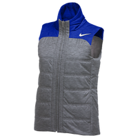 Nike Team Authentic Full-Zip Vest - Women's - Grey