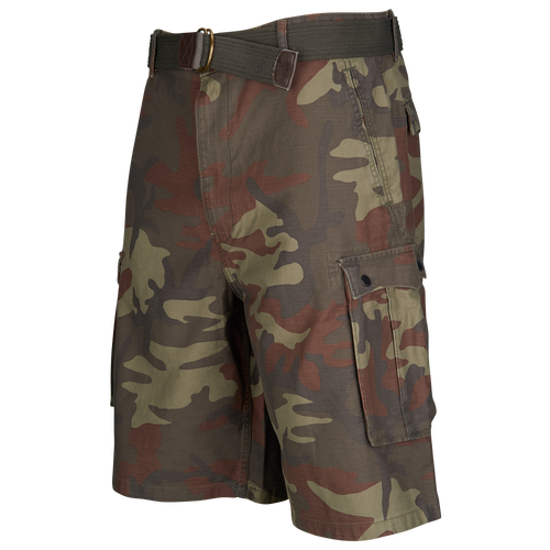 90fdb21c Levi's Snap Cargo Shorts - Men's - Casual - Clothing - Dark Camo