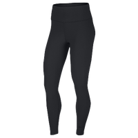 Nike Sculpt Tights - Women's - All Black / Black