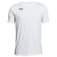 Under Armour Team Golazo 2.0 Jersey - Boys' Grade School - White / Black