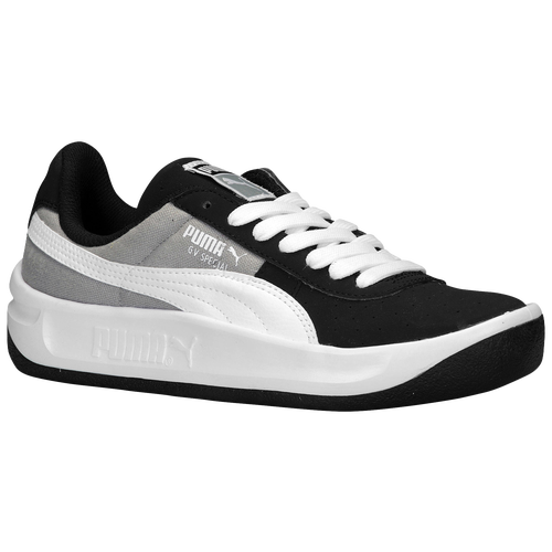 PUMA GV Special - Boys' Toddler - Casual - Shoes - Black/Limestone Grey/ White