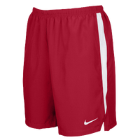 "Nike Team Dry Challenger 7"" Shorts - Men's - Red / White"