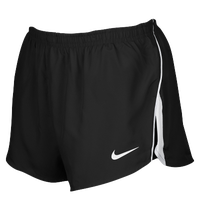 "Nike Team Dry Challenger 2"" Shorts - Men's - Black / White"