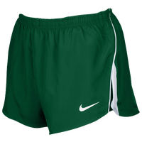"Nike Team Dry Challenger 2"" Shorts - Men's - Dark Green / White"