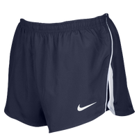 "Nike Team Dry Challenger 2"" Shorts - Men's - Navy / White"