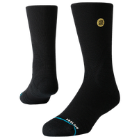 Stance Gameday Pro Hi Quarter Socks - Men's - Black