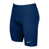 Nike Team Power Stock Race Day Tight Half - Men's - Navy / Navy