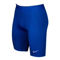 Nike Team Power Stock Race Day Tight Half - Men's - Blue / Blue