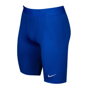 Nike Team Power Stock Race Day Tight Half - Men's - Royal/White