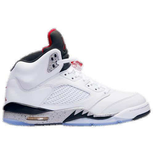 Rétro Nike Air Jordan 5 Réductions Footlocker