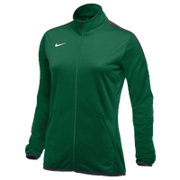 Nike Team Epic Jacket - Women's - Dark Green / Grey