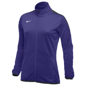 Nike Team Epic Jacket - Women's - Purple/Anthracite/White
