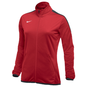 Nike Team Epic Jacket - Women's - Scarlet/Anthracite/White
