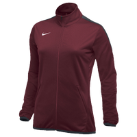Nike Team Epic Jacket - Women's - Cardinal / Grey