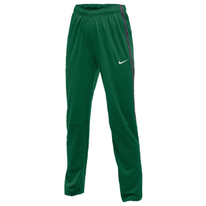 Nike Team Epic Pants - Women's - Dark Green/Anthracite/White