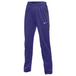 Nike Team Epic Pants - Women's - Purple/Anthracite/White