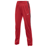 Nike Team Epic Pants - Women's - Red / Grey
