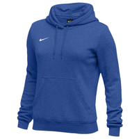 Nike Team Club Fleece Hoodie - Women's - Blue / Blue